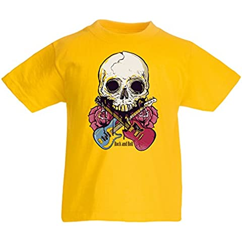 N4604K T-shirt per bambini Rock'n'Roll