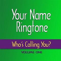 Lisa Calling You Ringtone