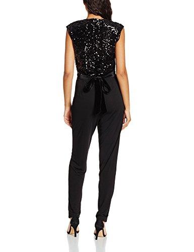 Esprit 116eo1l003, Combinaison Femme Noir (black 001)