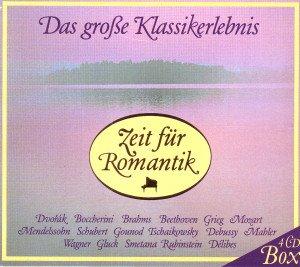Zeit für Romantik - Das große Klassikerlebnis (Beethoven-music Box)