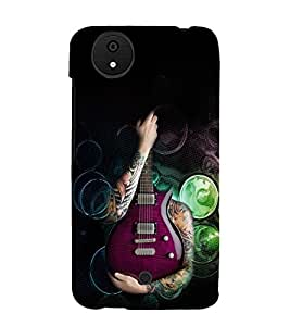 PrintVisa Designer Back Case Cover for Micromax Canvas Android A1 AQ4501 :: Micromax Canvas Android A1 (Stage Songs Dvd Cd Led Lcd Radio Walkman )