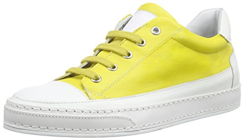 Candice Cooper Jil.cotton Damen Sneakers Gelb (Giallo)
