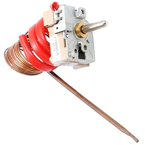 spares2go Control Thermostat für Jackson Ofen Herd