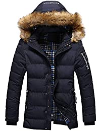 SamMoSon Chaqueta Abrigo De Invierno De Nieve Acolchada Jersey Azadoras De PlumasBlusa De Camuflaje De Invierno Abrigo Engrosado Outwear Top Blusa Talla Grande