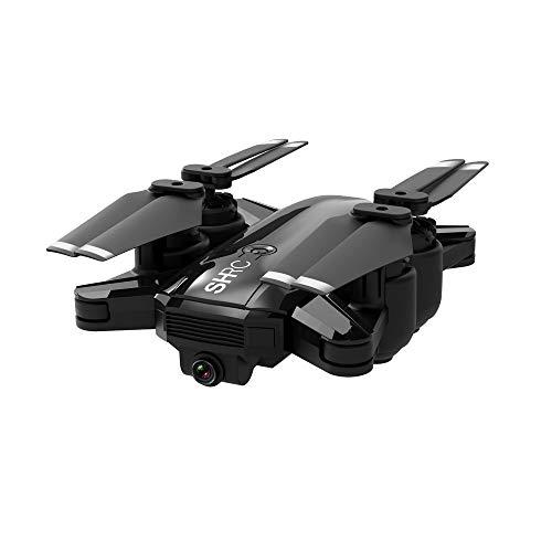 Drohne mit 1080P HD-Kamera-Drohne x pro 5G Selfi-WiFi-FPV-GPS-Faltbarer RC-Quadcopter-freier Extraakku und Quadcopters Crash-Ersatz-Kit Einfache Verwendung für Anfänger (weiß) ()