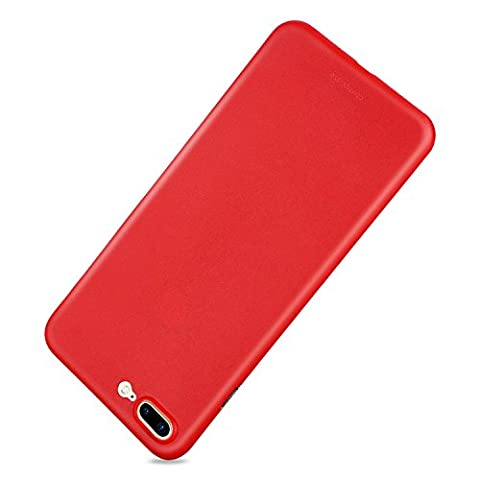 WONTECHMI iPhone7 Plus Slim Case, 0.3mm Ultra Slim Thin Case,