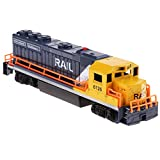 Homyl Plastikzug Moderne Eisenbahn Zug Lokomotive Modell