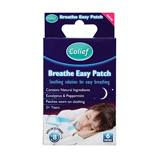 Colief Breathe Easy Patch 6'S6 U...