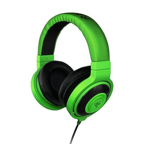 Razer Kraken - Casque de Gaming - Vert