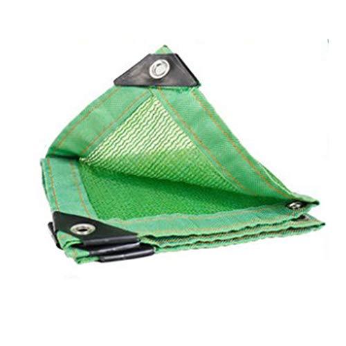 Markisentuch-Verschlüsseltes Sonnenschutz-Schatten-Netz, Gartenarbeit-Grünpflanzen-Netz FENPING
