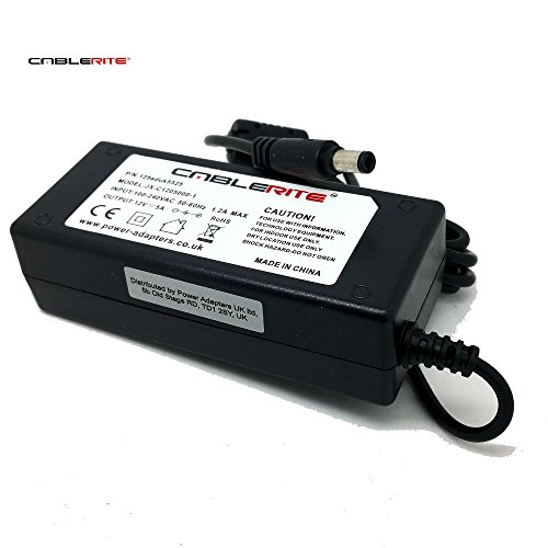 AOC e2243Fw Monitor Compatible Replacement 12V ac/dc Power Supply Adapter