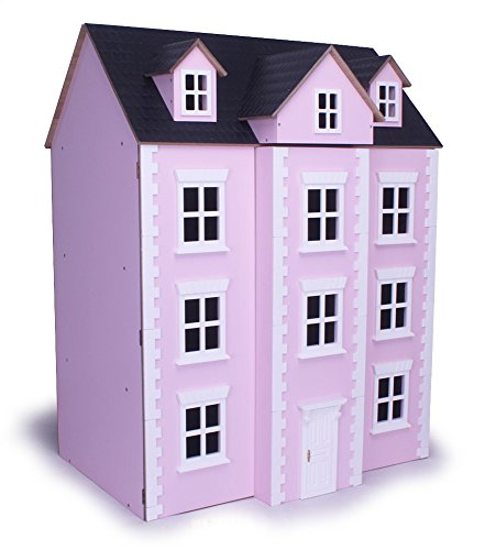 three-storey-pink-dolls-house-112-scale