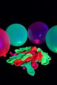 UV Floor 8717662463631 - Globos, colores surtidos