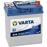 Varta 5401260333132 Starterbatterie in Spezial Transportverpackung und Auslaufschutz Stopfen (Preis inkl. EUR 7,50 Pfand)