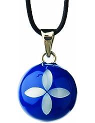 Babylonia - BVK 500 - Bola bleu avec fleur