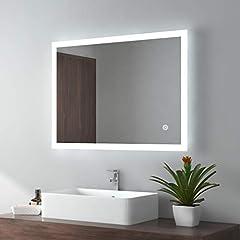 LED Badspiegel 80x60cm