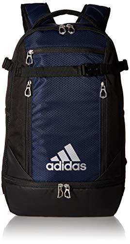 adidas Unisex-Erwachsene Utility Team Backpack Rucksack Collegiate Navy/Black/Silver Einheitsgröße