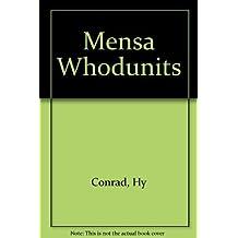 Mensa Whodunits by Conrad, Hy, Peterson, Bob, Wise, Bill (2004) Paperback