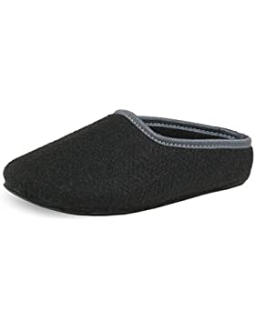 PantOUF Bonitas Zapatillas de casa Cambrai con Un Estilo Fantástico Sencillo y Moderno. Increíblemente Confortables...