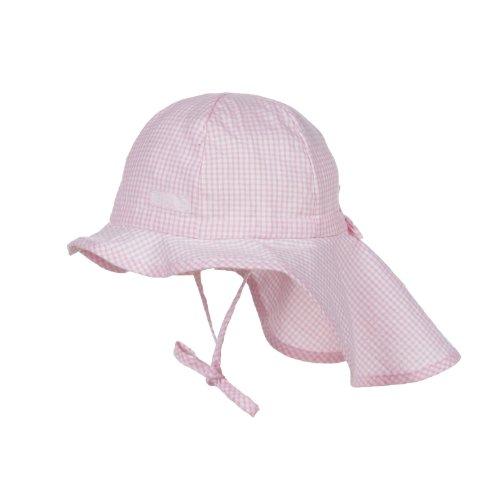 Rosa Kinder-sonnenhut (Döll Unisex - Baby Schirmmütze Sonnenhut mit Nackenschutz 000076941, Kariert, Gr.53, Rosa (sweet lilac 2010))