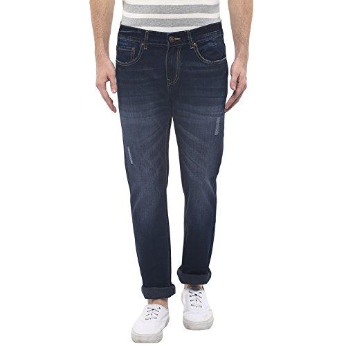 American-Crew-Mens-Straight-Fit-Jeans-Dark-Blue