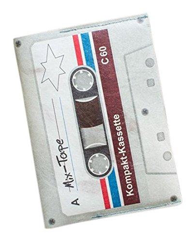 Preisvergleich Produktbild Paprcuts Reisepass Cover - Mix Tape: Federleicht, reißfest, wasserfest, recyclebar