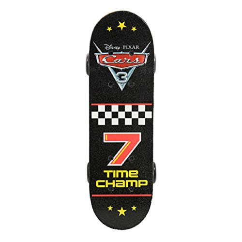 Cars 3 m02238 Disney Mini Skateboard aus Holz