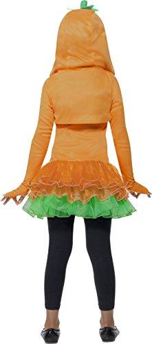 Imagen de genéricos  355868  disfraz de halloween de la calabaza de la muchacha del tutú  7 a 9 años alternativa