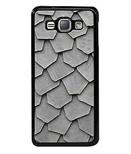 PrintVisa Designer Back Case Cover for Samsung Galaxy J1 (6) 2016 :: Samsung Galaxy J1 2016 Duos :: Samsung Galaxy J1 2016 J120F :: Samsung Galaxy Express 3 J120A :: Samsung Galaxy J1 2016 J120H J120M J120M J120T (Bricks In Brown Design)