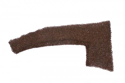 Kettenarm aus Federstahl, ID8mm, unbehandelt (PAAR) von ULFBERTH - Schaukampf - Kettenhemd