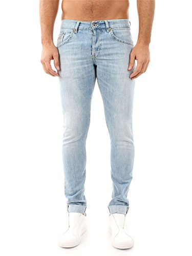 DONDUP RITCHIE UP424 L66 JEANS Uomo L66 34