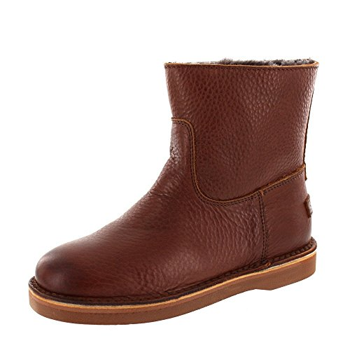 Brown Boot 181020024 AMSTERDAM Ankle Low SHABBIES brown RxY7Enaxg
