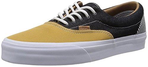 Vans Era Unisex-Erwachsene Sneakers Stripes Honey Mustard