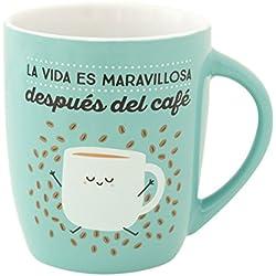 Taza Mr. Wonderful: La vida es maravillosa después del café