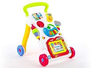 laufwagen mit musik kp1047 laufen lernen lauflernhilfe baby laufhilfe baby baby. Black Bedroom Furniture Sets. Home Design Ideas