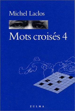 Mots croisés, numéro 4