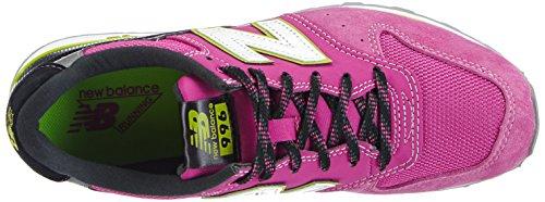 New Balance - Carnival 996, Sneakers da donna Rosa (Pink (Pink/Black))