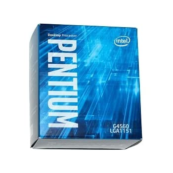 Intel 54W Pentium Processore BX80677G4560 G4560 Kaby Lake Dual-Core 3.5 GHz LGA 1151 Intel HD Graphics 610 Desktop