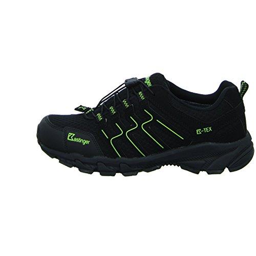 Kastinger  Trailrunner, Chaussures de randonnée basses pour femme Schwarz (Schwarz)