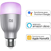 Xiaomi 21024 / GPX4014GL Ampoule LED, E27, 10 W, Blanc