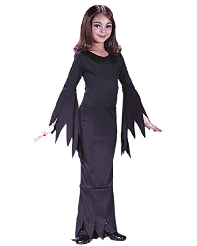 Madame Morticia Kinderkostüm Small