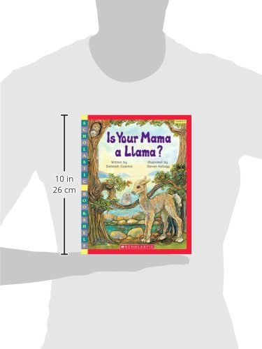 Is Your Mama a Llama? (Scholastic Bookshelf)