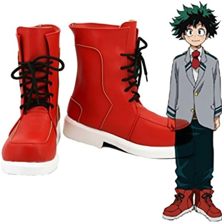 My Hero Wissenschaft Boku keine Hero Wissenschaft izuku midoriya Cosplay Schuhe Stiefel Custom Made
