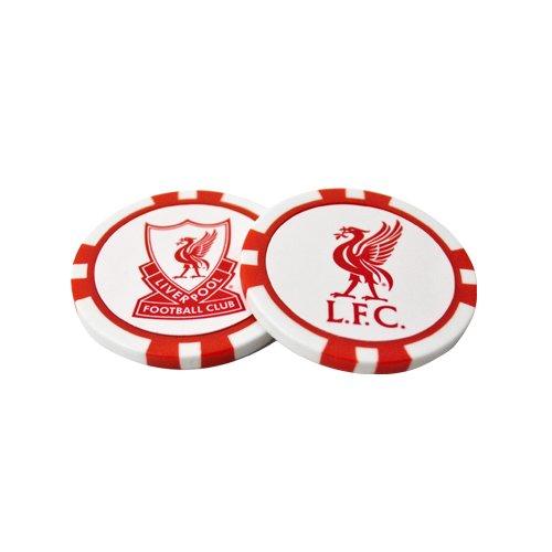 Unbekannt Liverpool F.C. Poker Chip Ball Markers