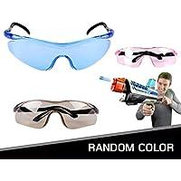 Togames-ES Gafas de plástico Ligeras de Juguete para Accesorios de Pistola Nerf Protegen los Ojos Regalo