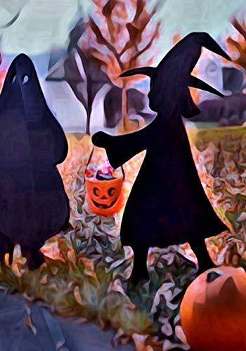 Halloween Activity Book (Halloween Journals, Band 111)