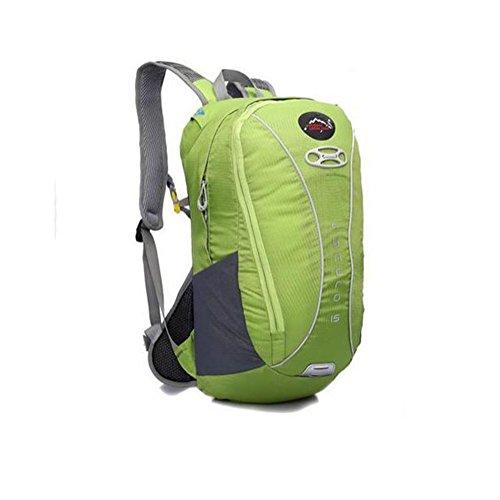 Wmshpeds Maneggio esterno maschio pacchetto viaggi zaino multi - funzionale fashion arrampicata sportiva borsa a tracolla F