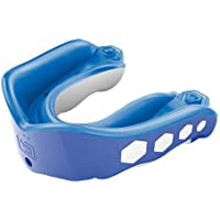 Shock Doctor Gel Max Raspberry Flavor Fusion Mouth Guard - Blue