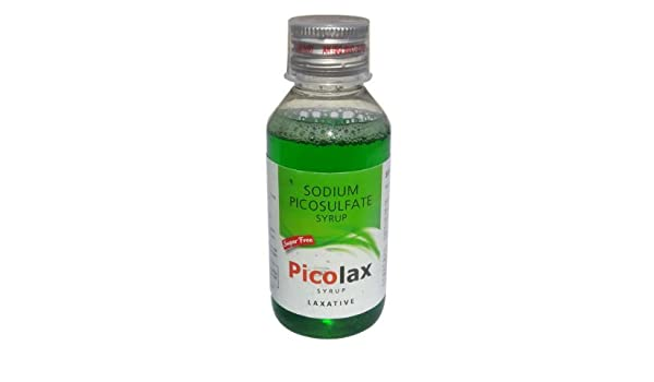 Buy PICOLAX SYRUP (LAXATIVE SYRUP) (100ml) Online at Low