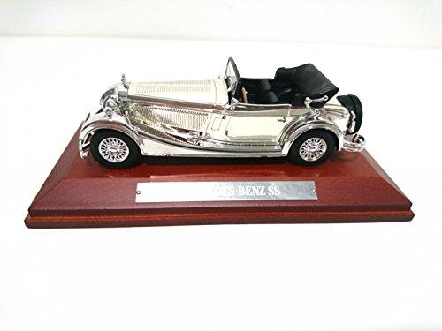 Atlas Mercedes-Benz SS - Silber Cars Sammlung 1:43 (ref: 122)
